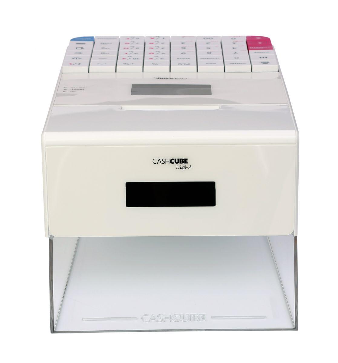 Cashcube Ultralight / fehér online pénztárgép